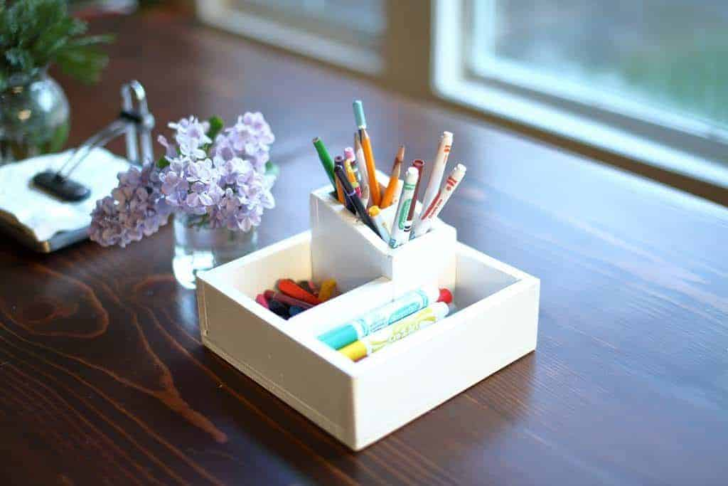 DIY Pencil Box for Kids