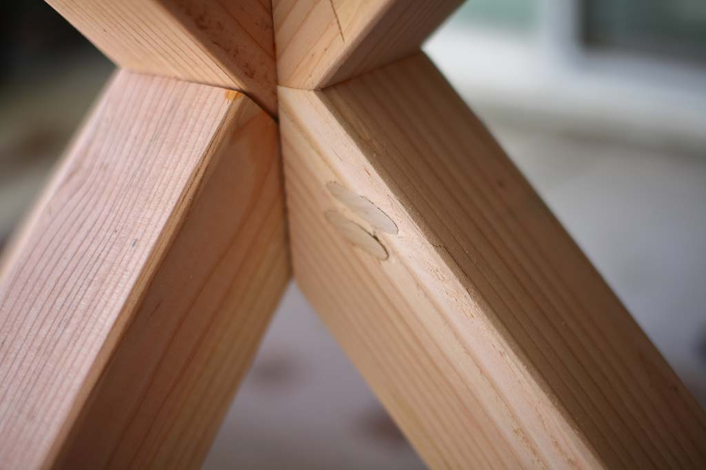 dowels cut