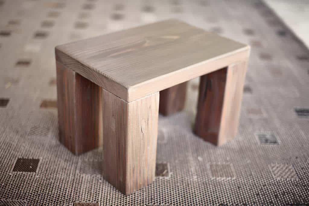 diy kids step stool