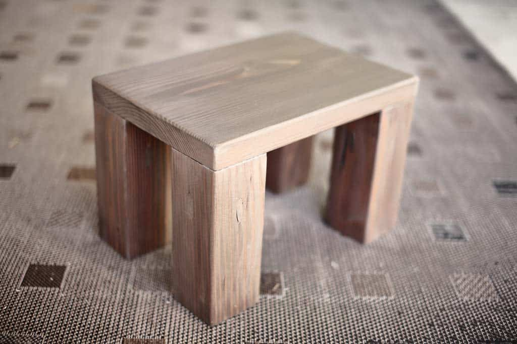 Fantastic How To Build A Diy Step Stool For Kids Thediyplan Evergreenethics Interior Chair Design Evergreenethicsorg