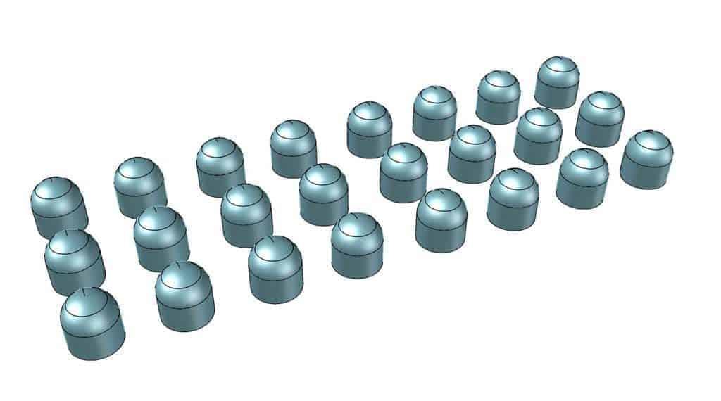 dowel tips for the diy night light treasure chest