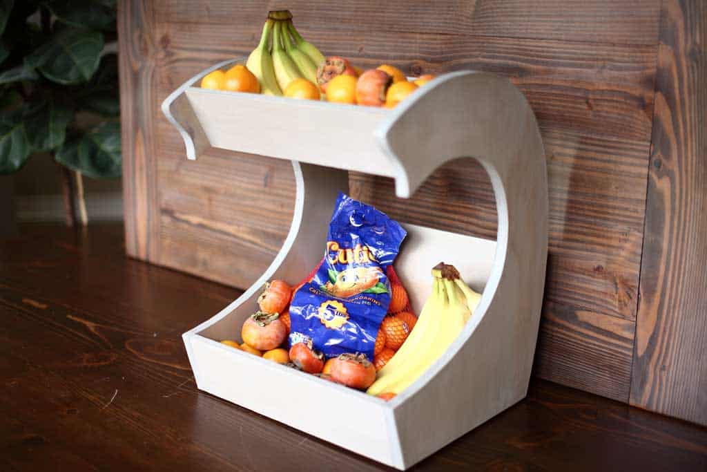 DIY Fruit Storage Container