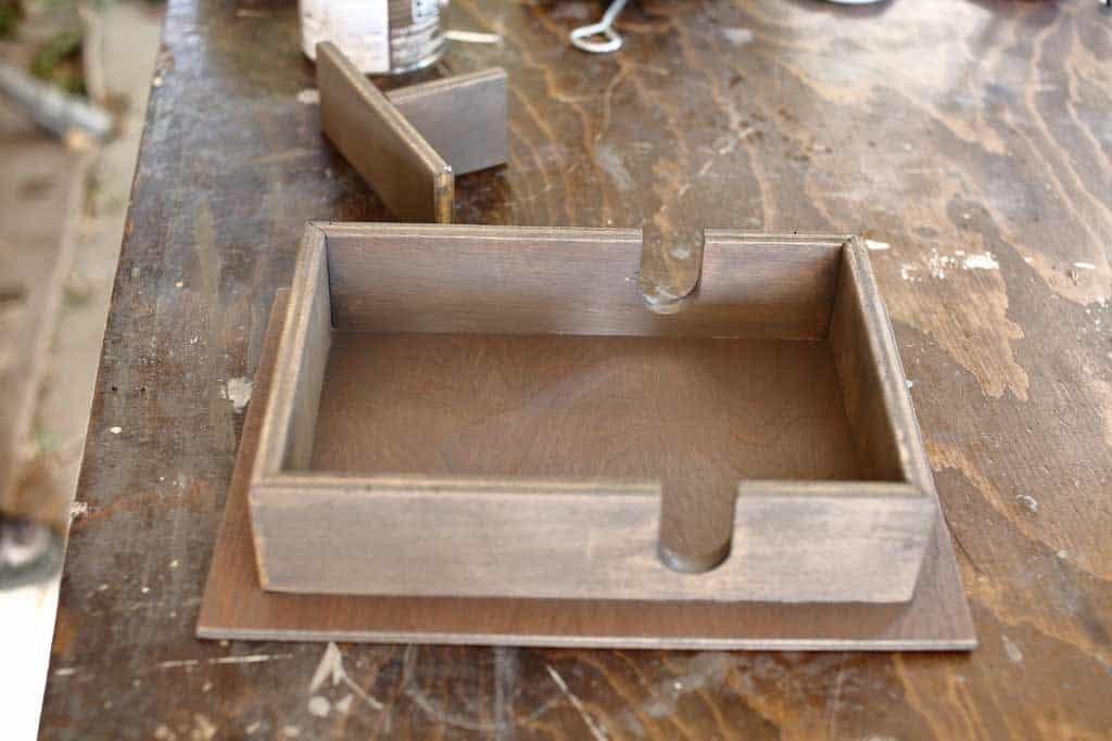 How To Make A Diy Napkin Holder Thediyplan