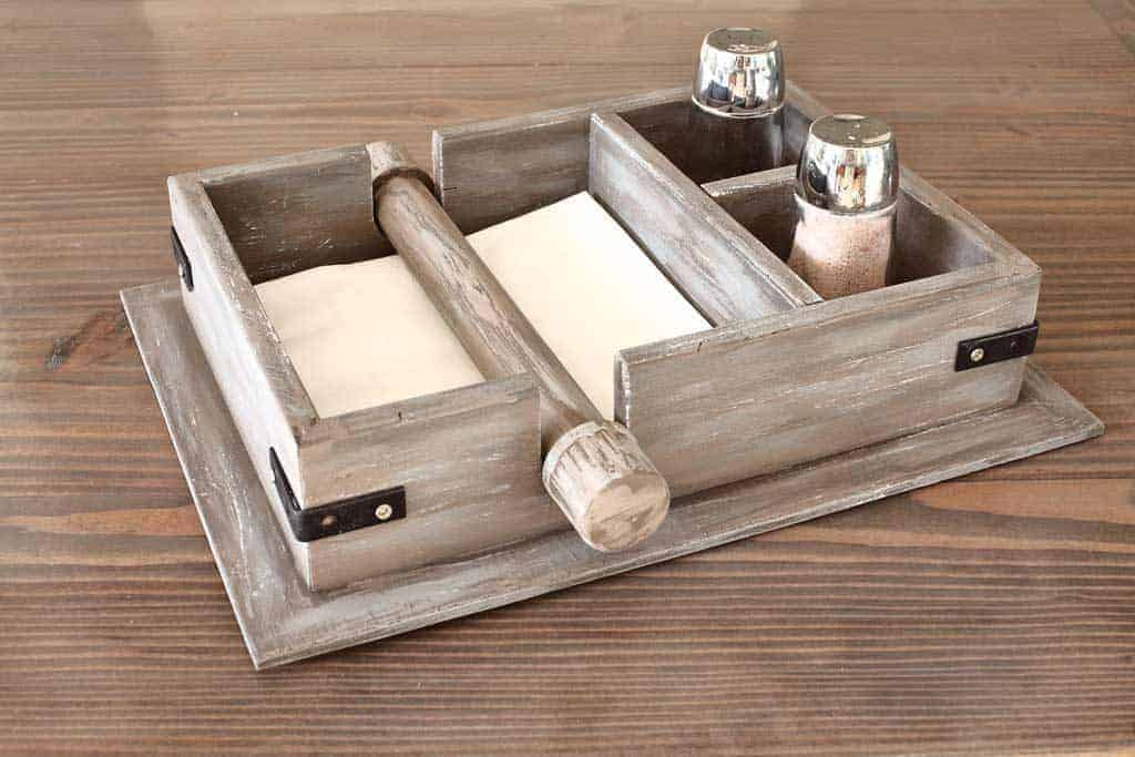 How To Make A Diy Napkin Holder Thediyplan