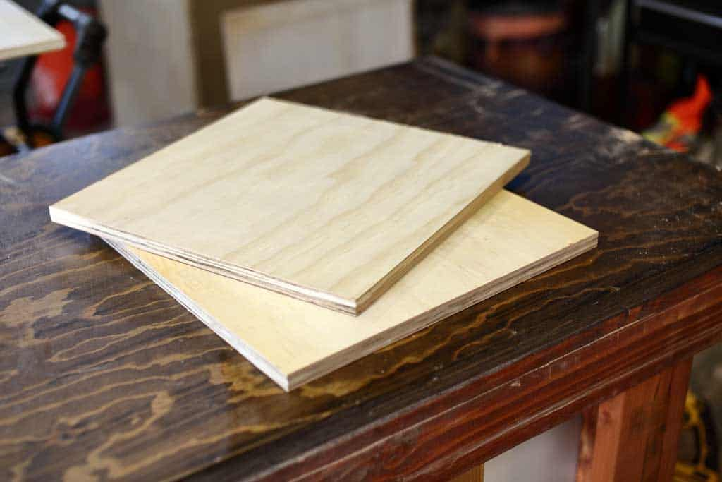 plywood for ottoman