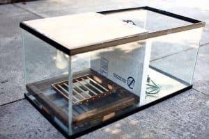 DIY Glass Incubator
