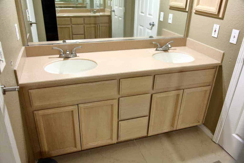 Old Vanity cabinets