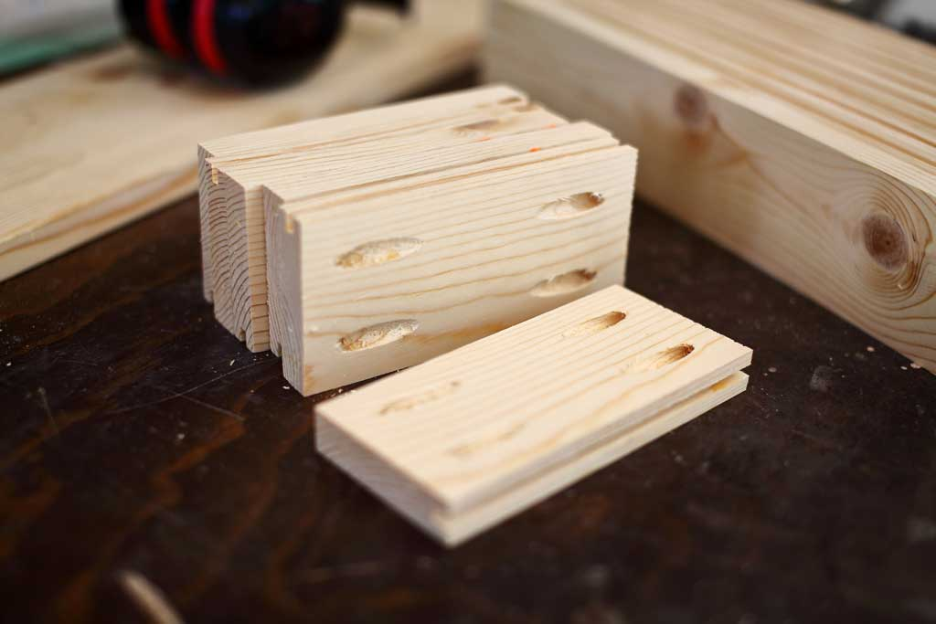 stile and rail boards for cabinet doors