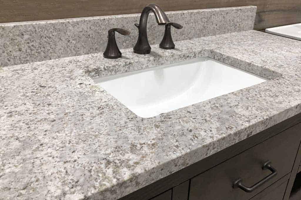 Does A Bathroom Vanity Need A Backsplash Thediyplan