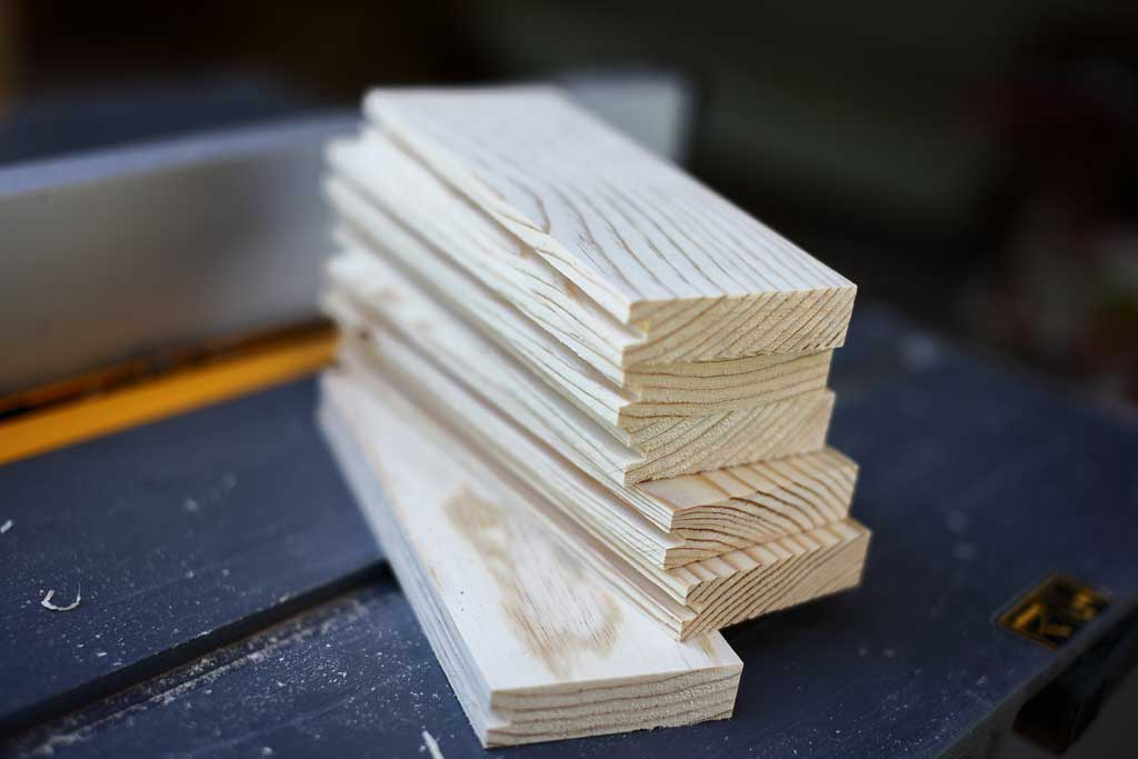 cutting grooved for cabinet doors