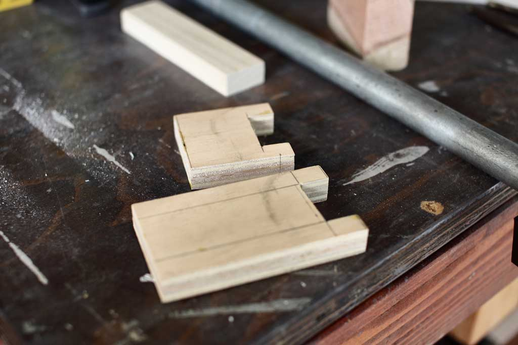 spacer jig make for balusters