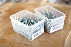 Alternatives to Kreg pocket hole Screws