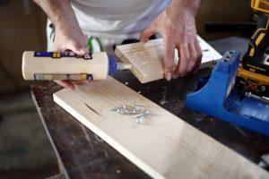 should you glue pocket hole joins