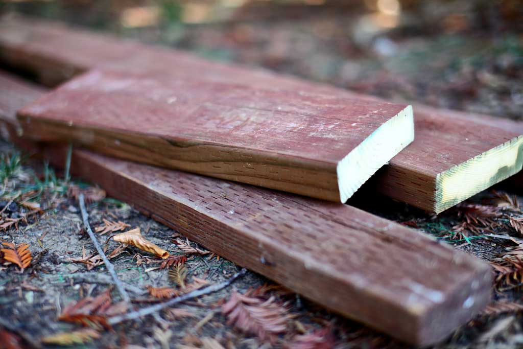 what is pressure treated wood used for
